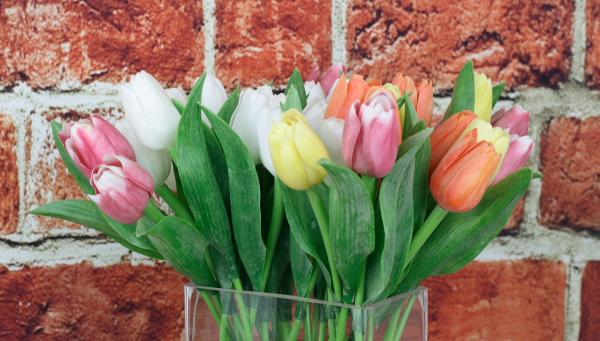 umělé květiny