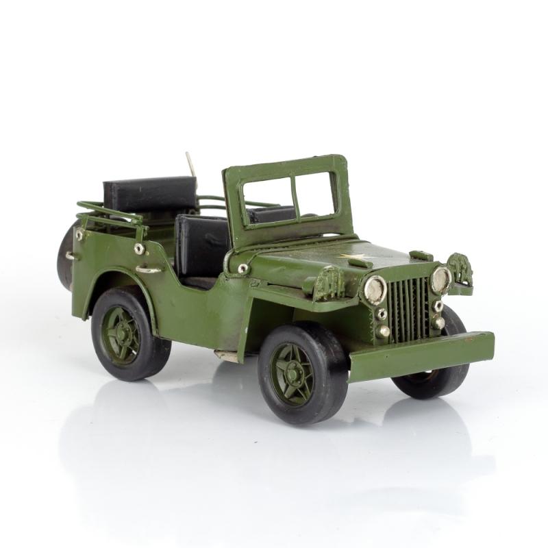 Vojenský model auta