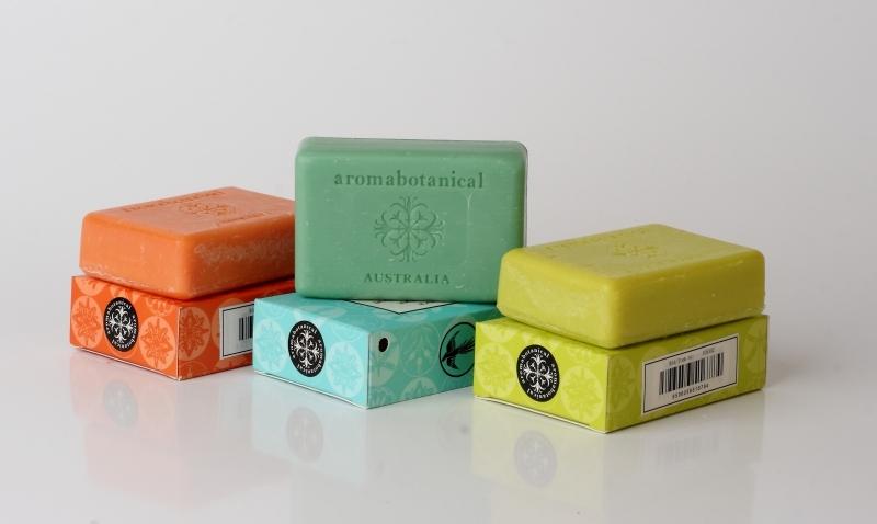 mýdla Aromabotanical