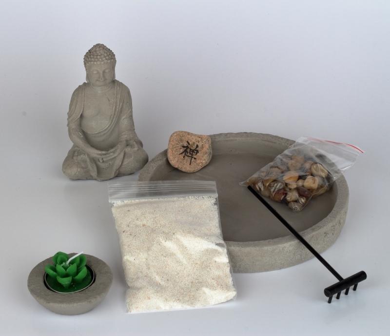 Zenová zahrádka